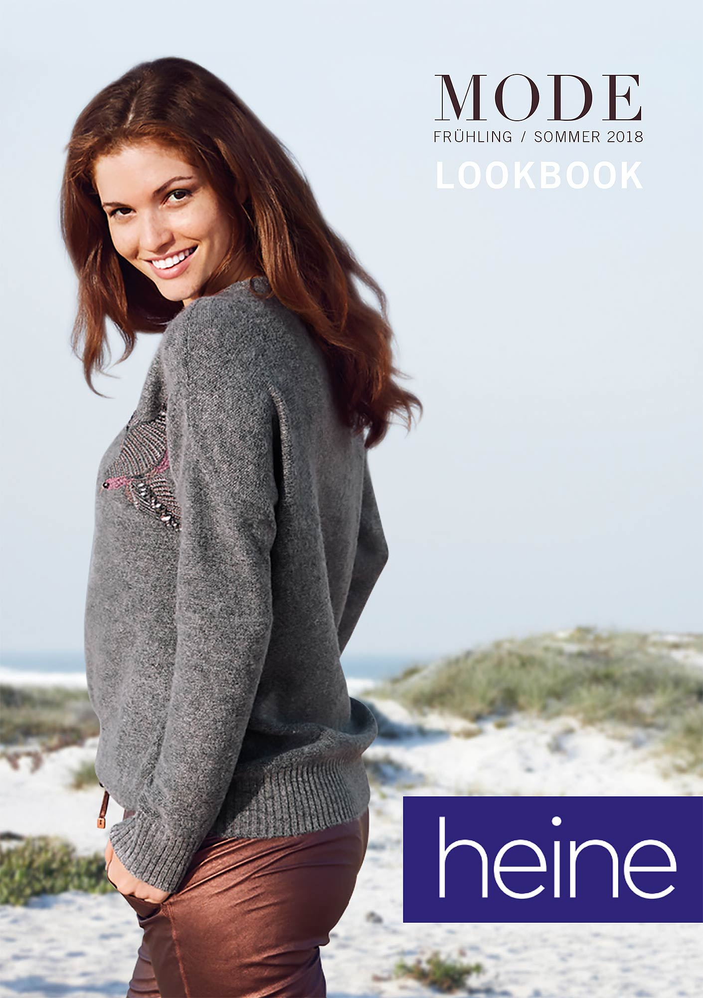 Unsere Heine Lookbooks Heine Corporate