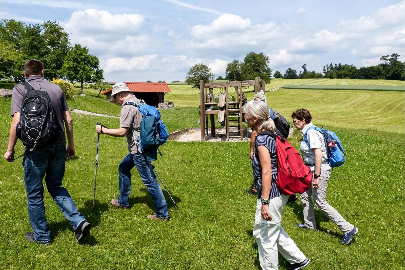 heine-Wanderung zwischen Nagold- und Teinachtal