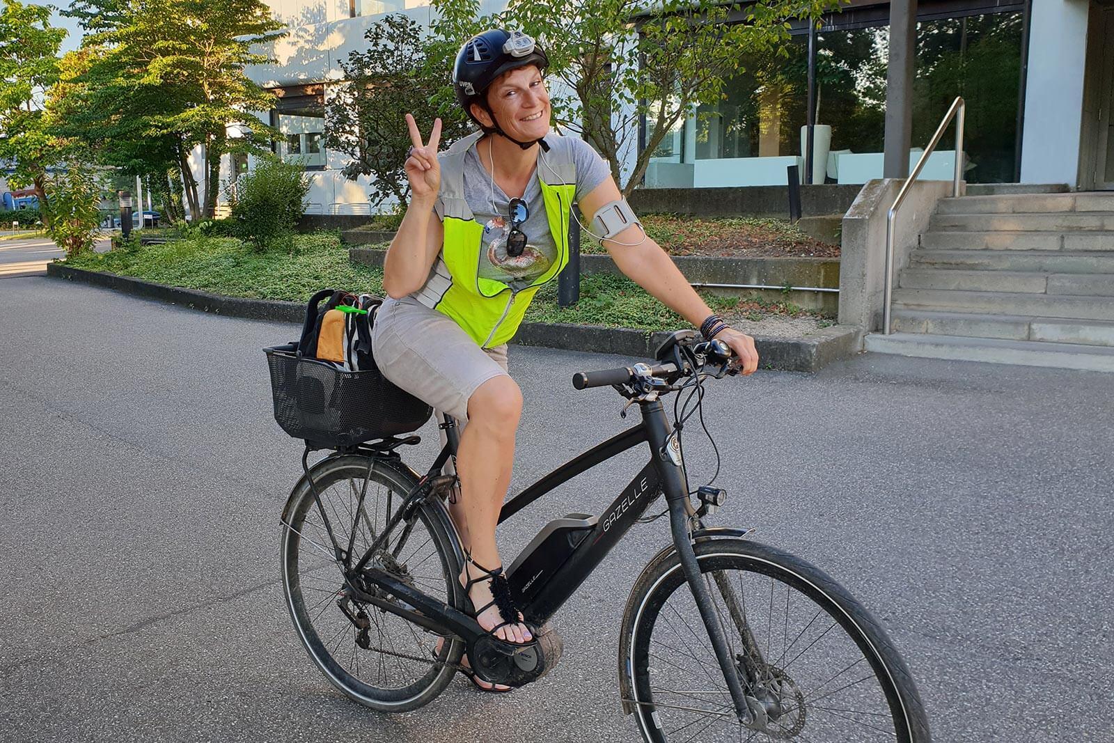 heine bike – Radeln statt im Stau stehen
