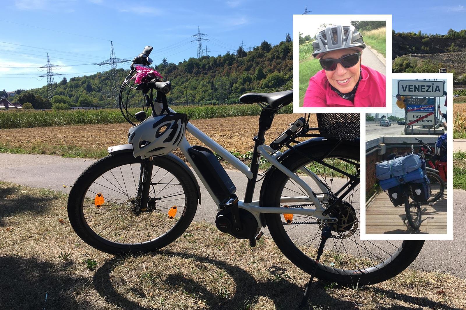 Heine Bike Radeln Statt Im Stau Stehen