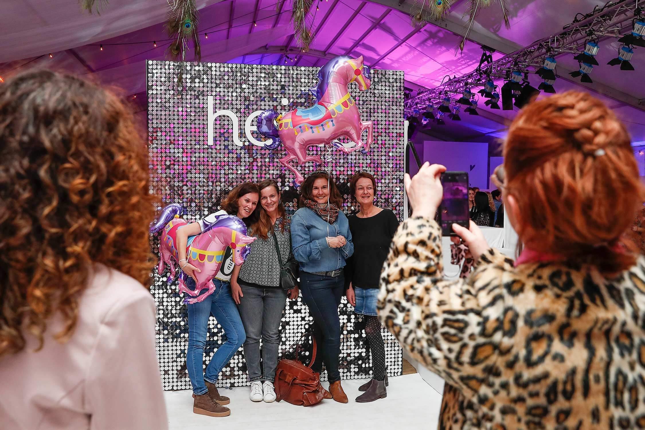 heine Circus of Fashion