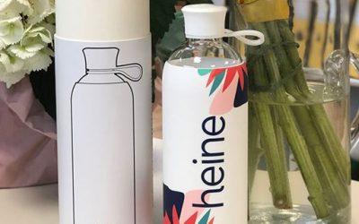 Umweltschonend und stylisch – die nachhaltigen heine-bottles