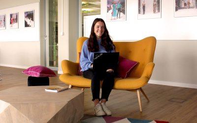 Praktikantentalk bei heine – Blanca im Interview