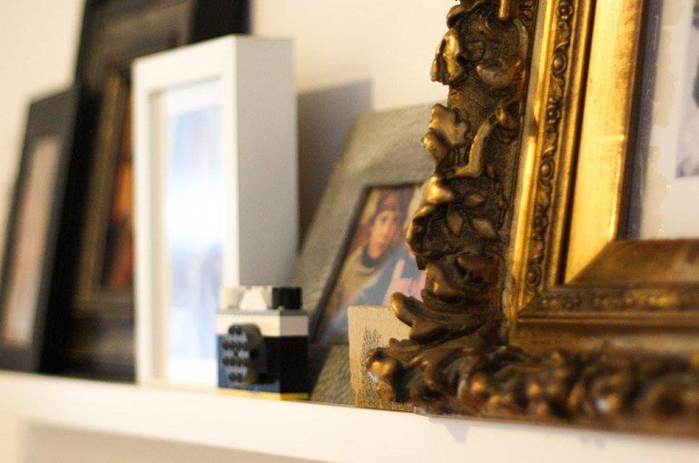 Bildergalerie - Wand mit Bildern dekorieren