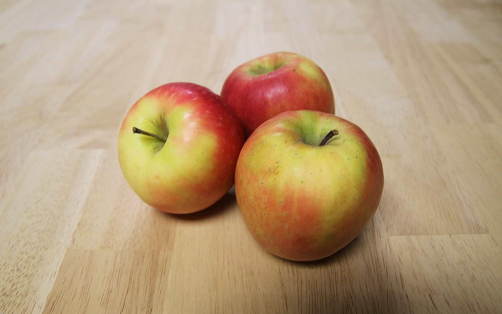 Heilfasten Äpfel