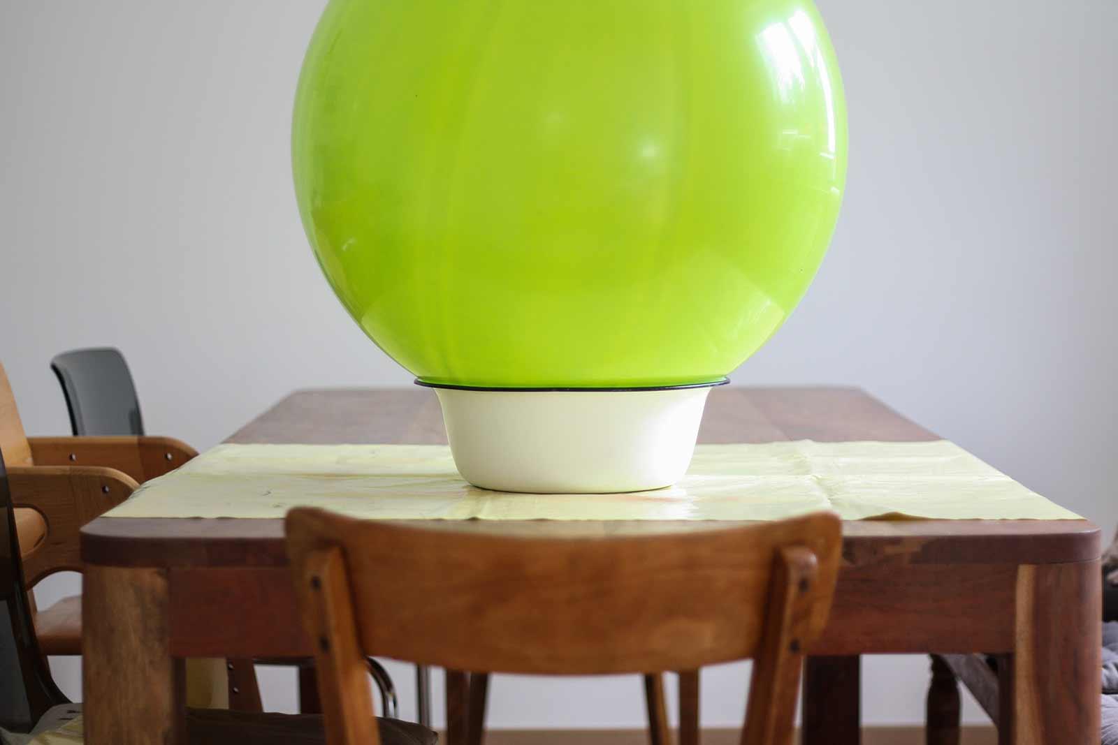 DIY - Hängelampe | Ballon