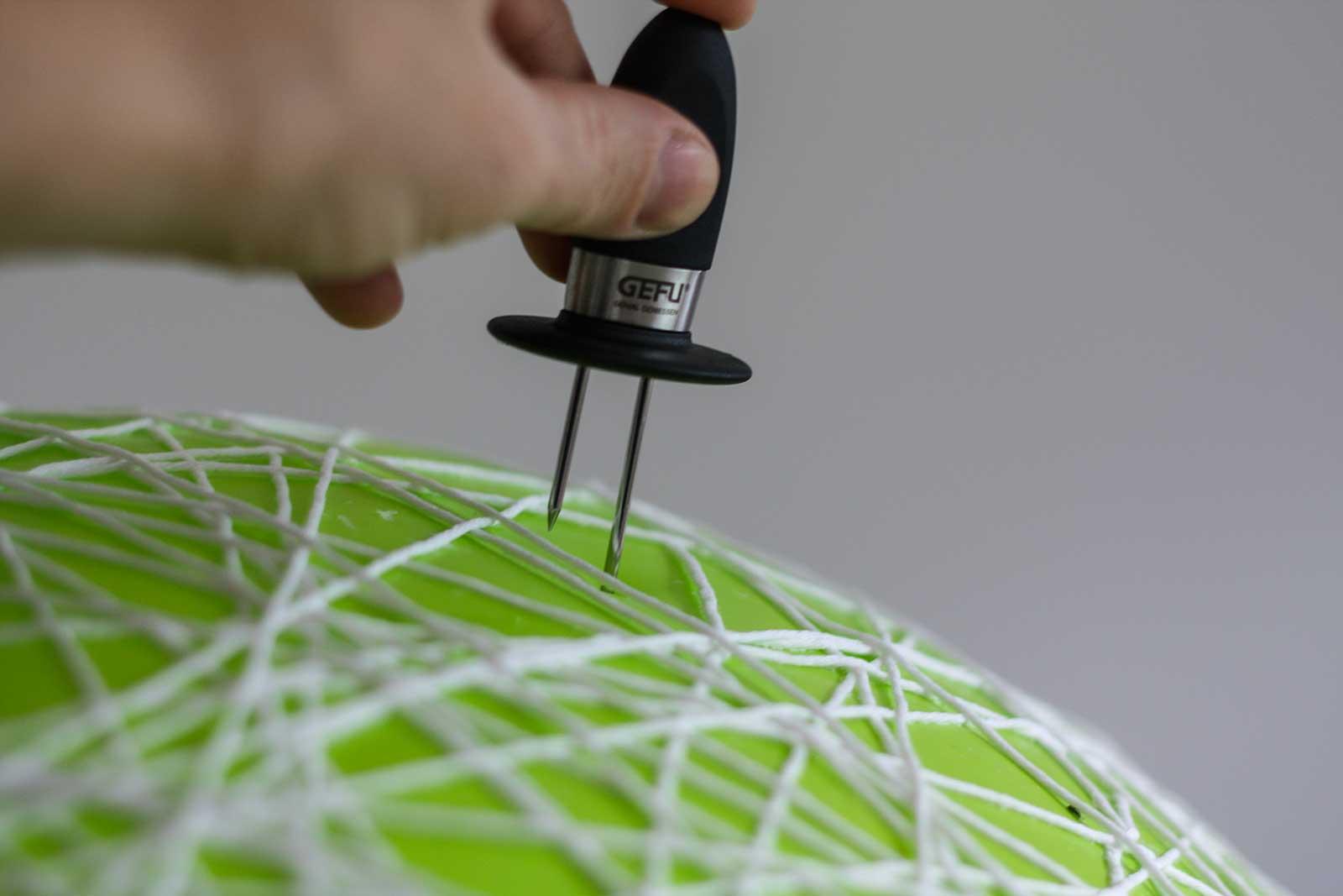 DIY - Hängelampe | Anpiecksen