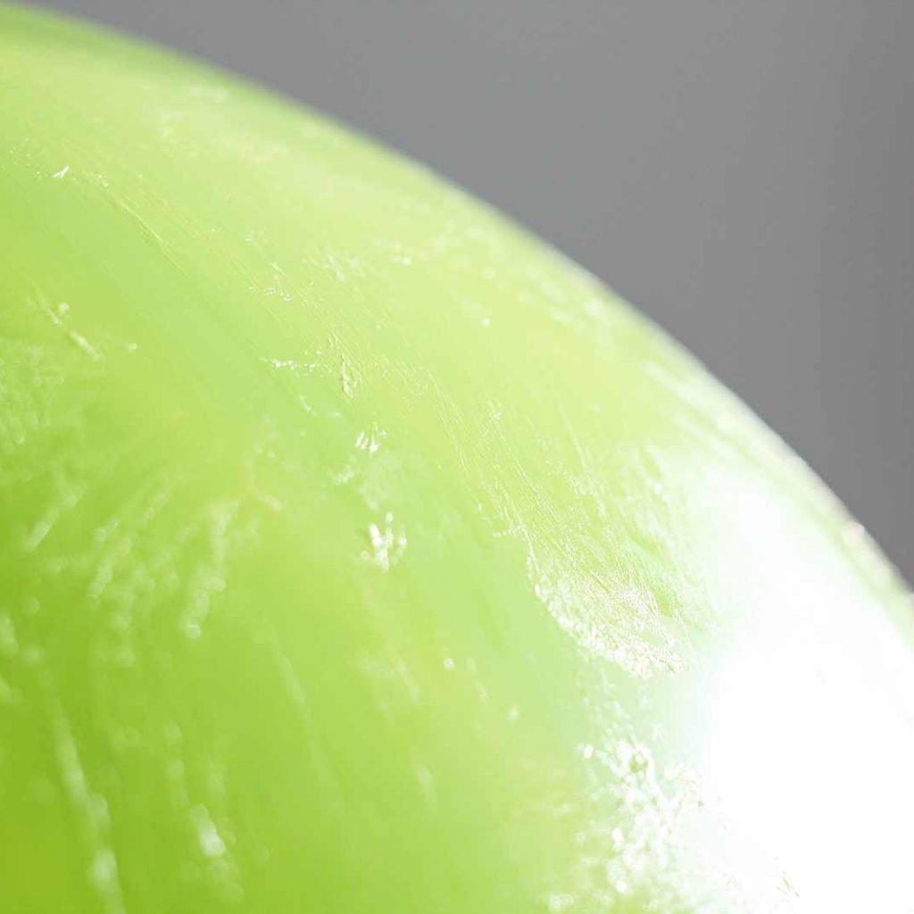 Ballon mit Vaseline