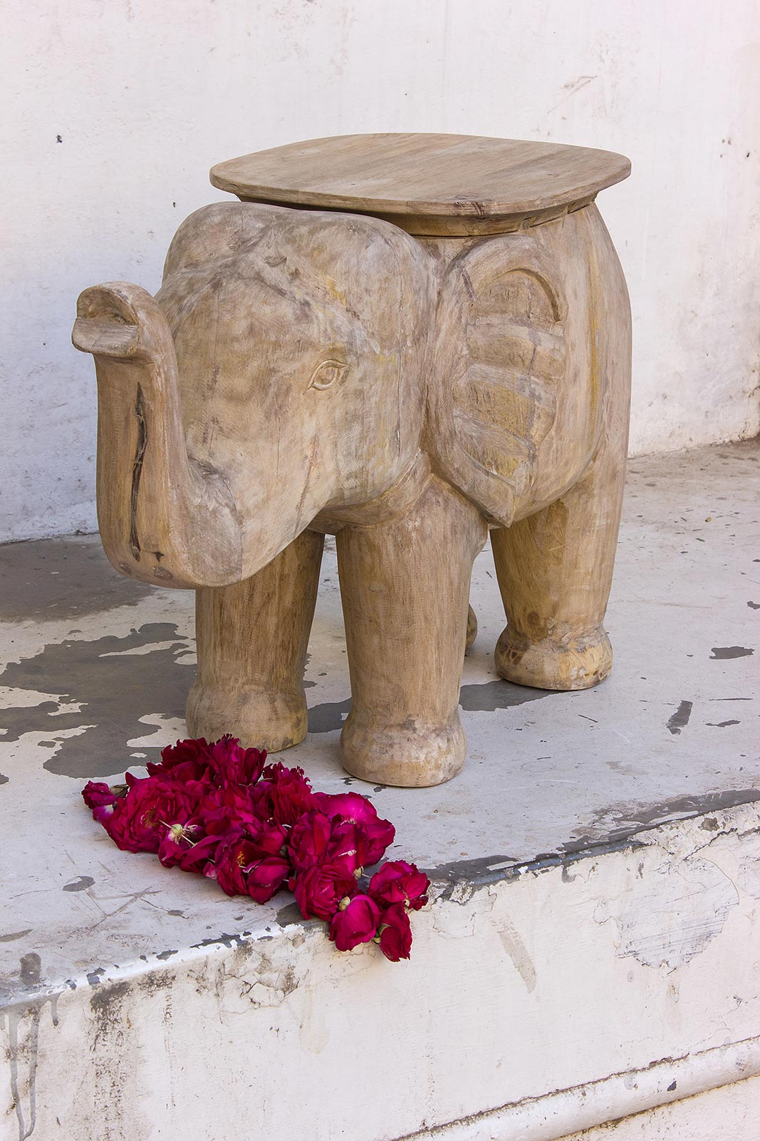 Beistelltisch Elefant