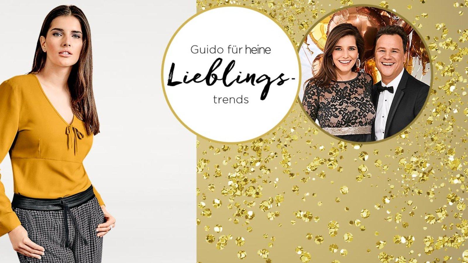 Titel Guido Maria Kretschmer by Heine Lieblingstrends