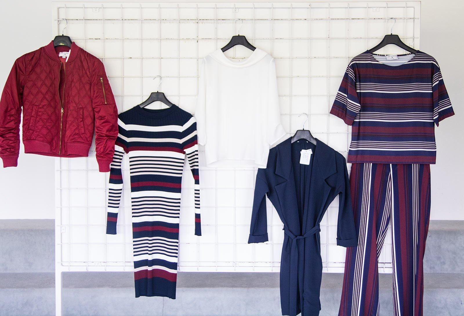 Streifen und Mehr: Der Mode-Trend für Damen