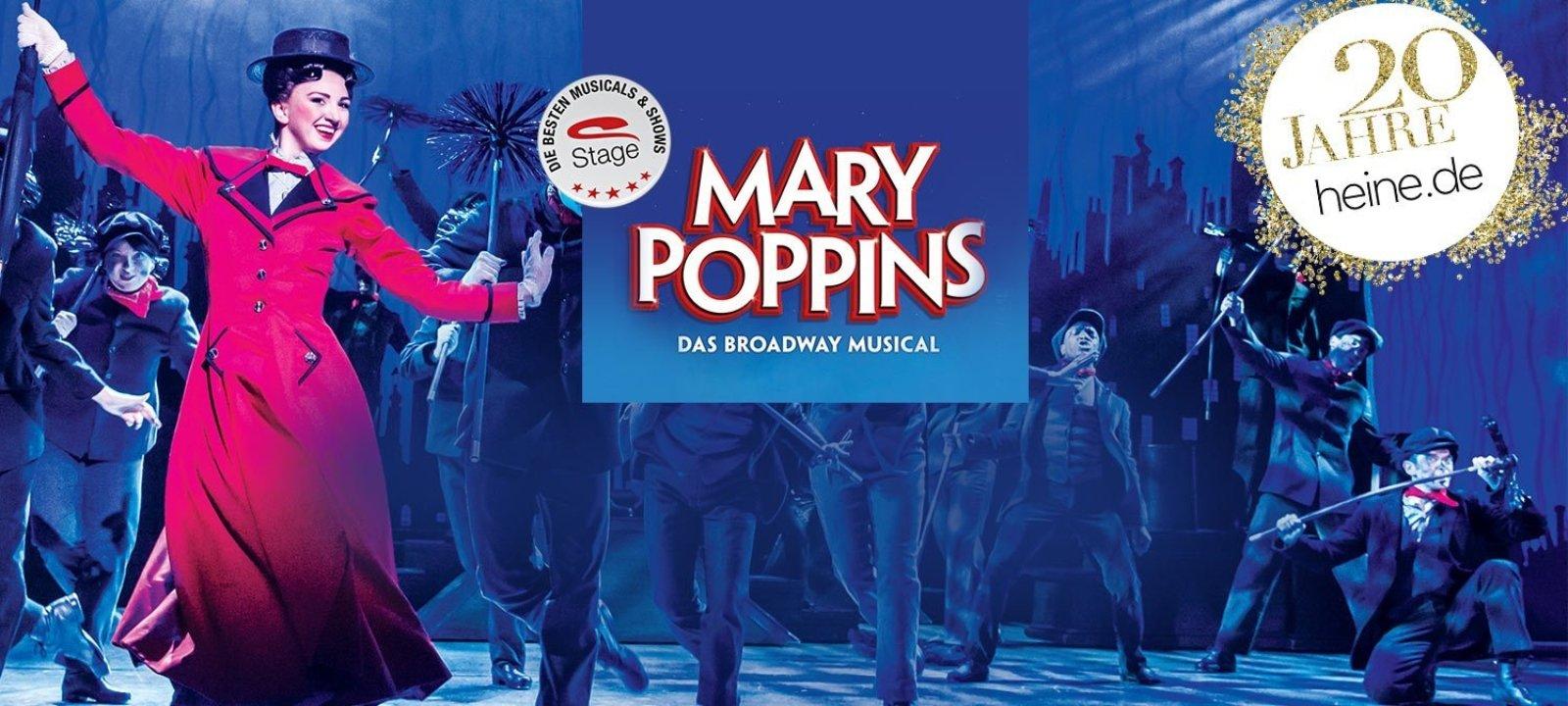 Mary Poppins Gewinnspiel