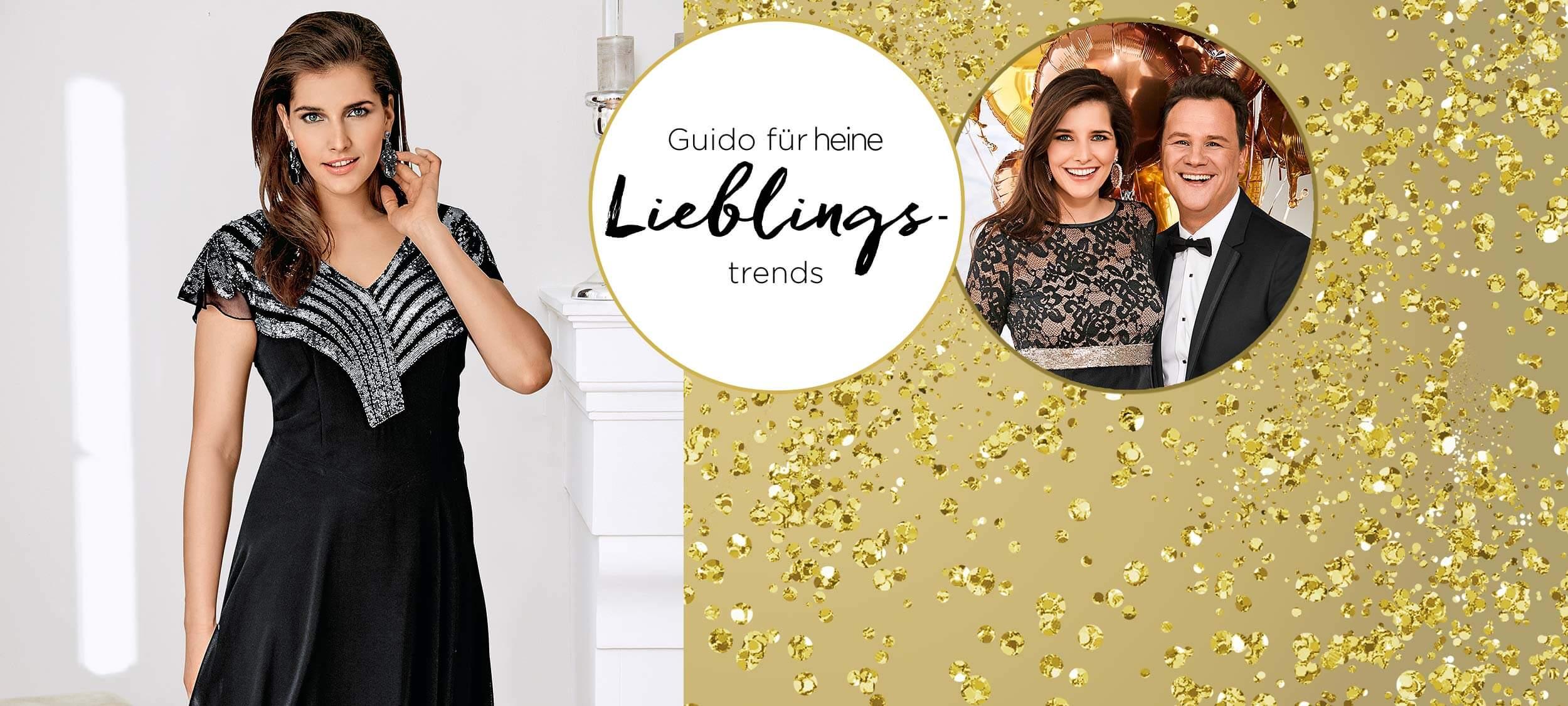 guido für heine: trend abendmode | styles & stories - der