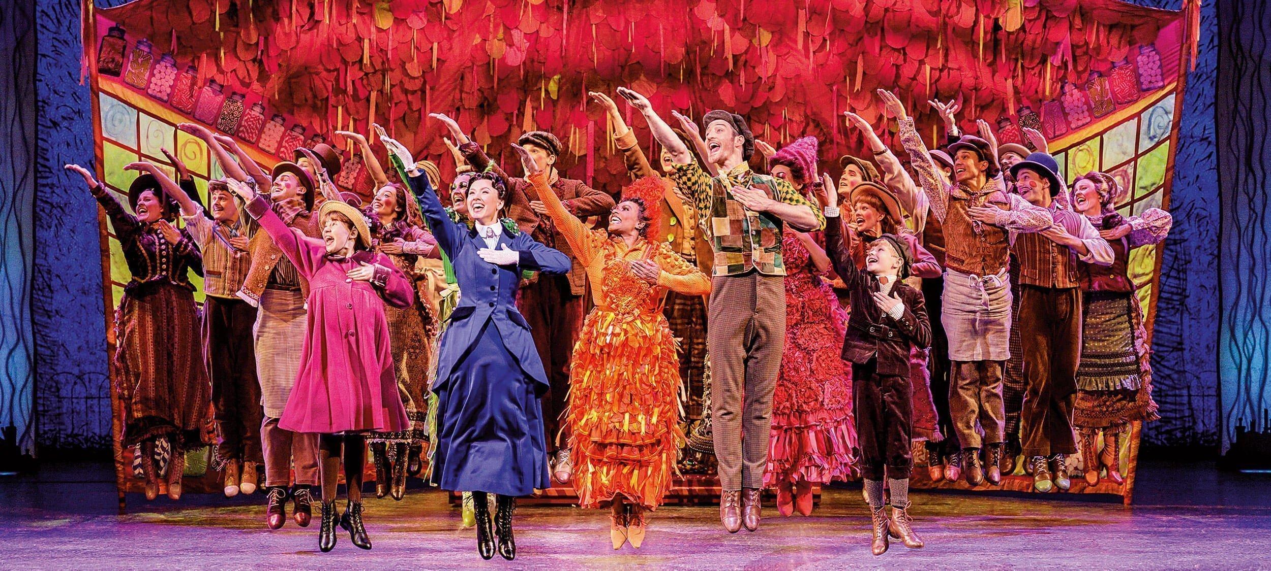 Musical-Premiere in Stuttgart: Ein zauberhafter Abend mit Mary Poppins