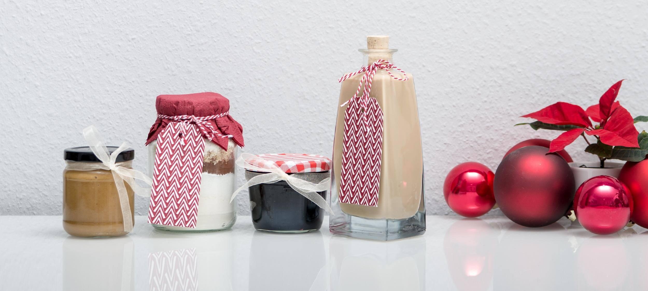 DIY – Weihnachtsgeschenke aus der Küche
