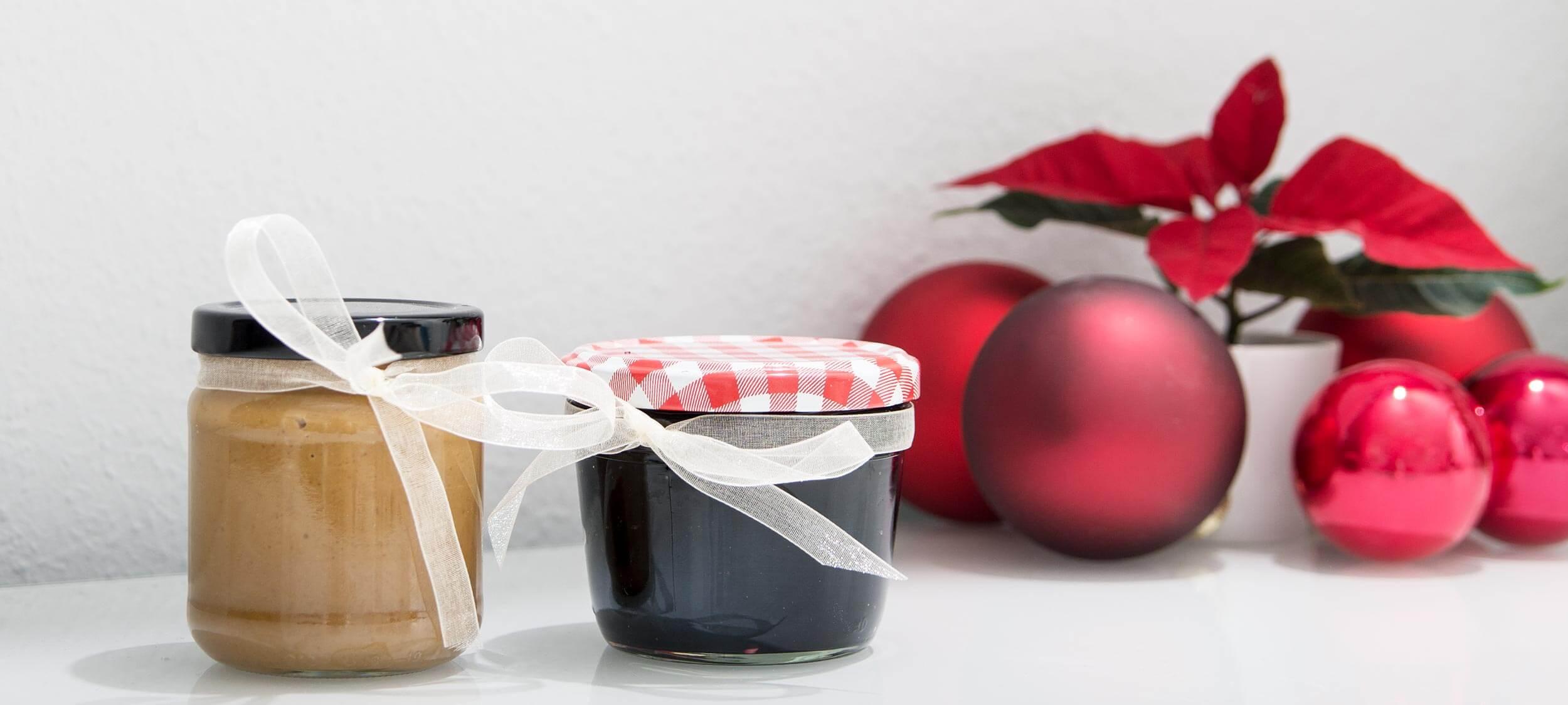 Sekulatiuscreme & Weihnachtsgelee