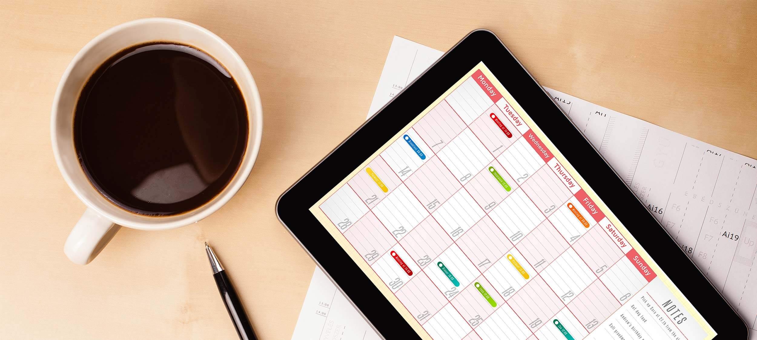 6 Tipps: Wie organisiere ich mich richtig?