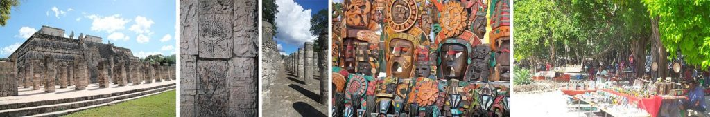 Reisebericht_mexiko_kollage_chichen_Itza
