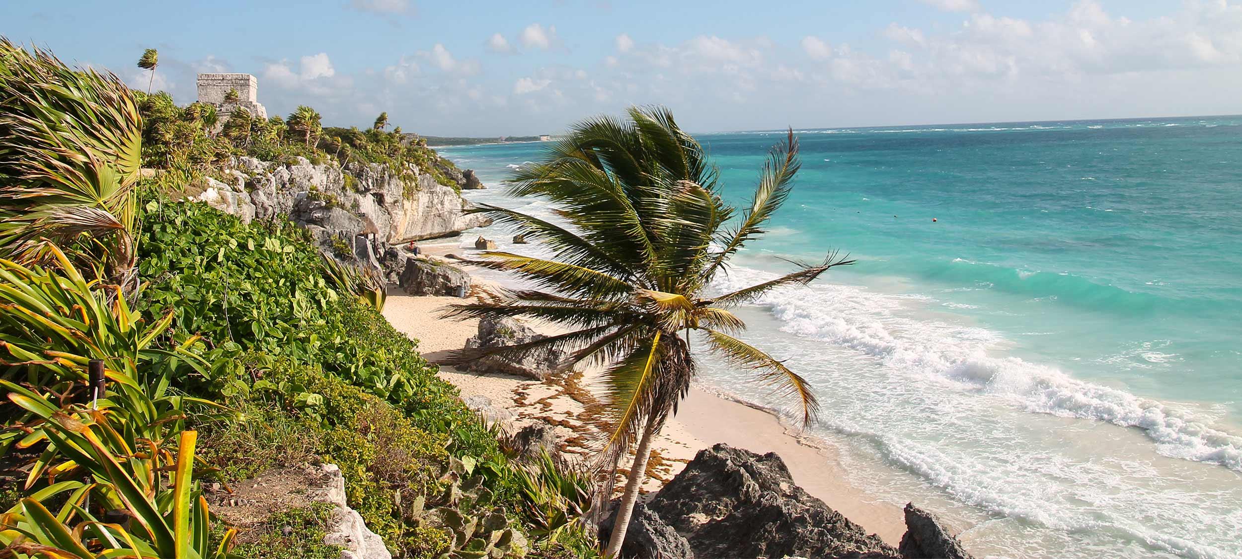 Mexiko-Rundreise: 2 Wochen auf der Yucatan Halbinsel