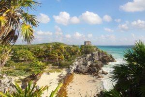 Reisebericht_mexiko_tulum_Meer_Maya