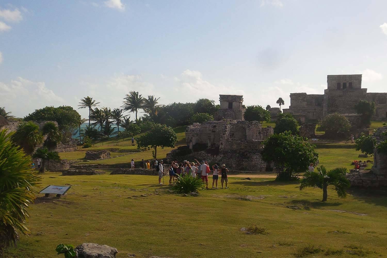 Reisebericht_mexiko_tulum_Mayastätte