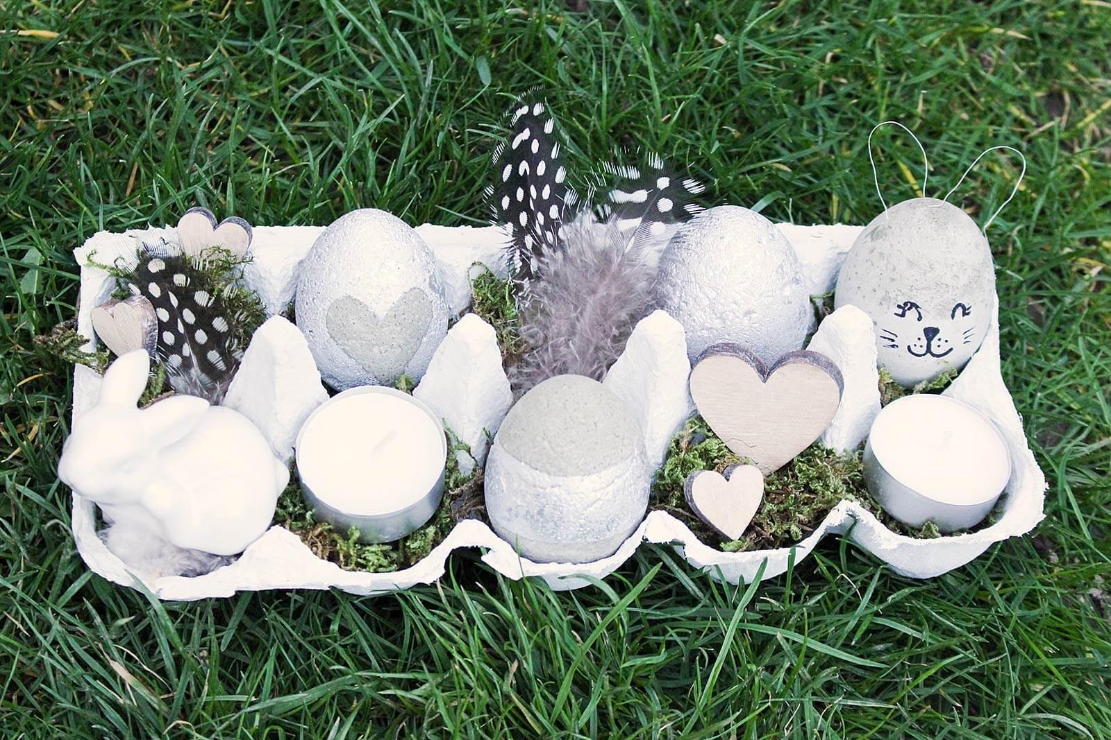 Unsere hübschen Deko-Eier zu Ostern