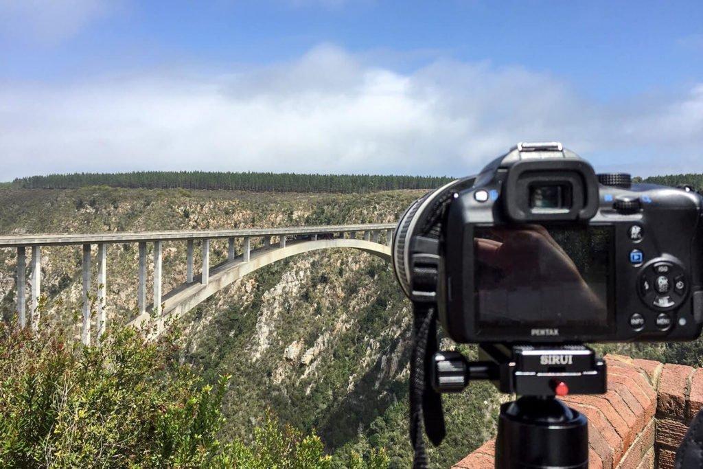 Bungeesprung Bloukraans Bridge
