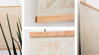 DIY Posterleisten