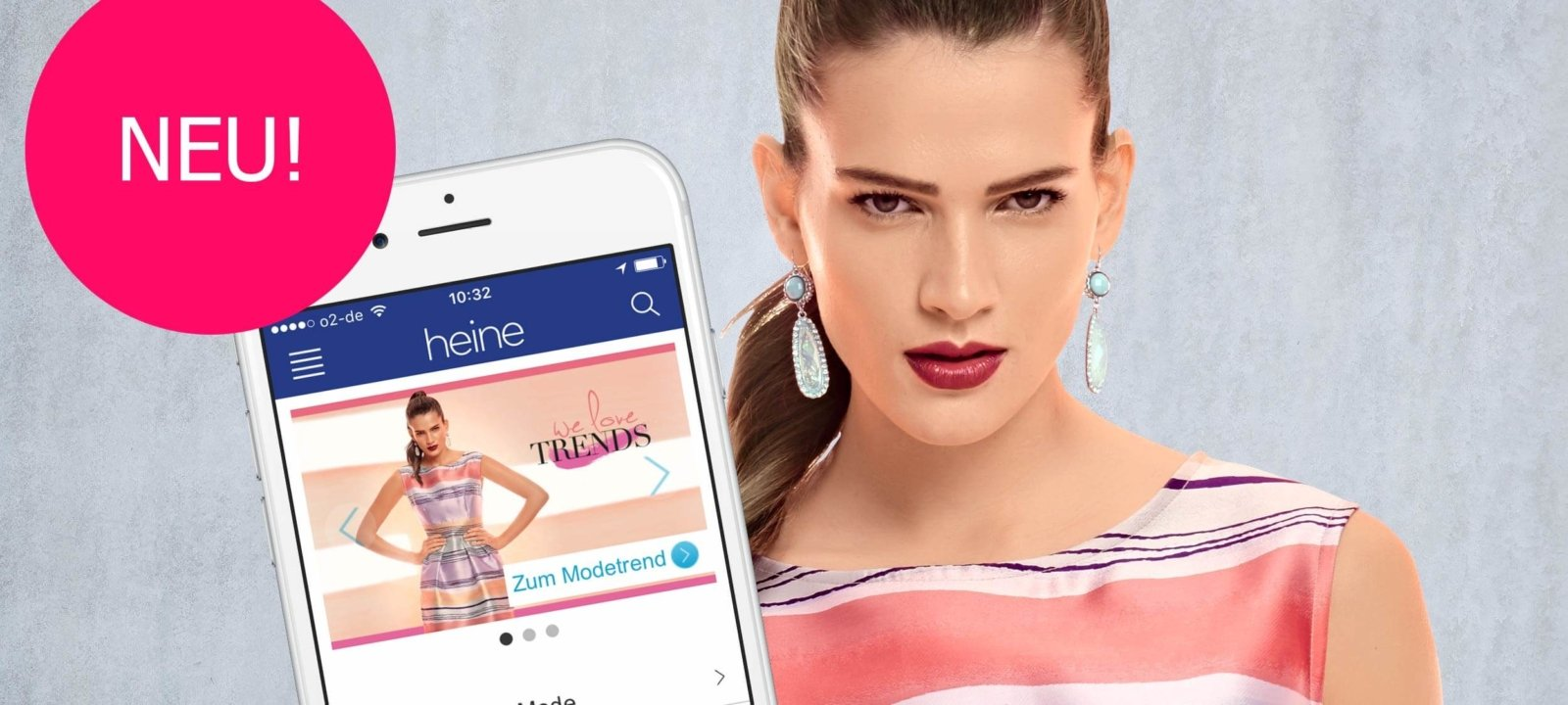 price reduced classic style good selling Say hello zur neuen heine App | Styles & Stories - der ...