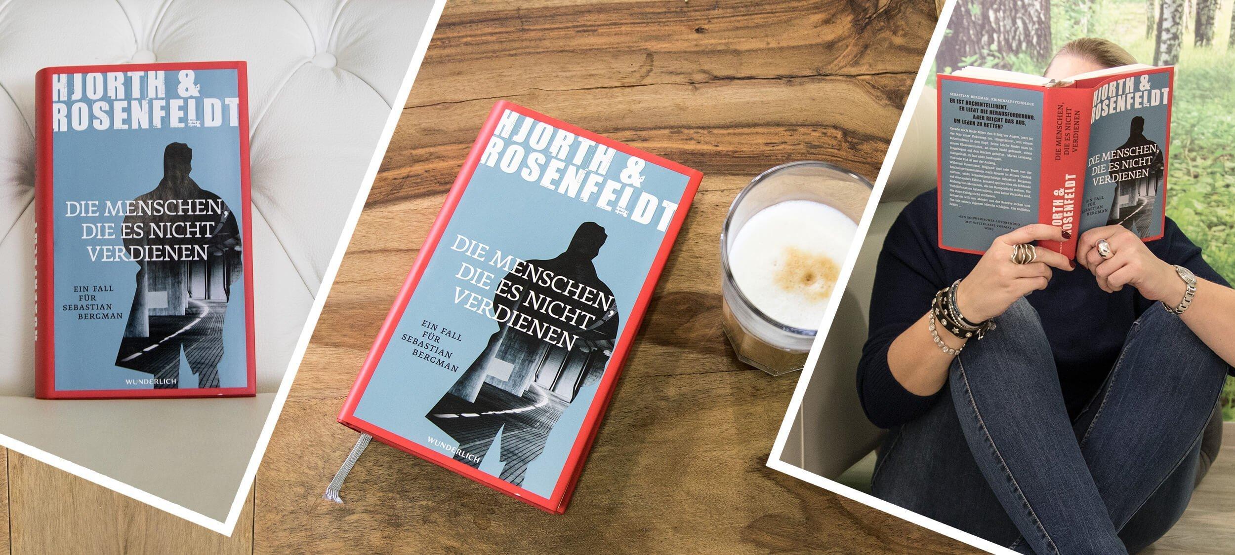 """Buch-Tipp des Monats Mai: """"Die Menschen, die es nicht verdienen"""" von Hjorth & Rosenfeldt"""