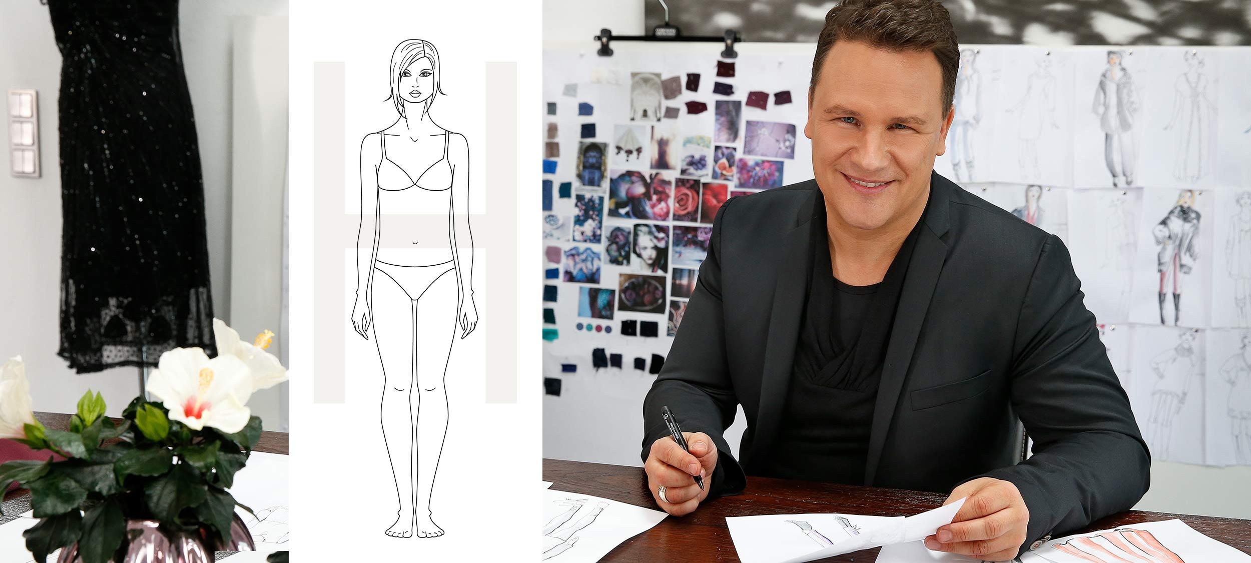 Guido Maria Kretschmer: Tipps für Frauen ohne Kurven