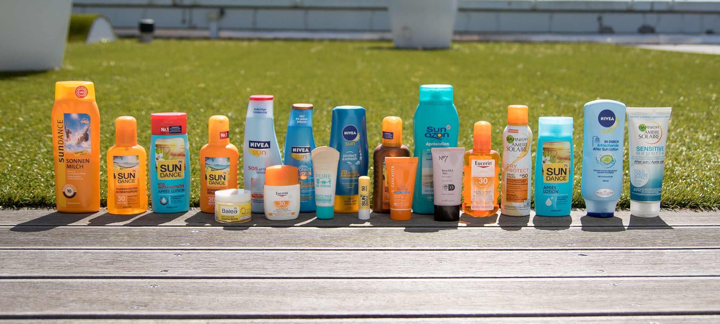 Sonnenschutz – So geht's richtig