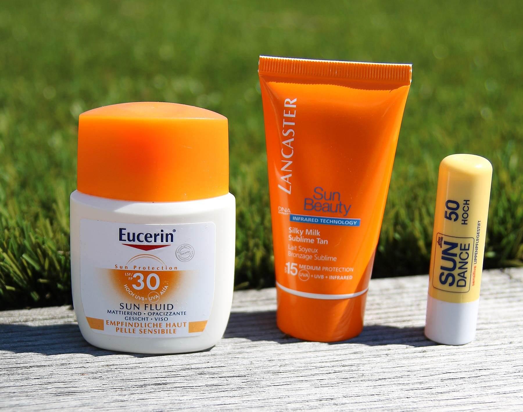 Sonnenschutz als täglicher Begleiter