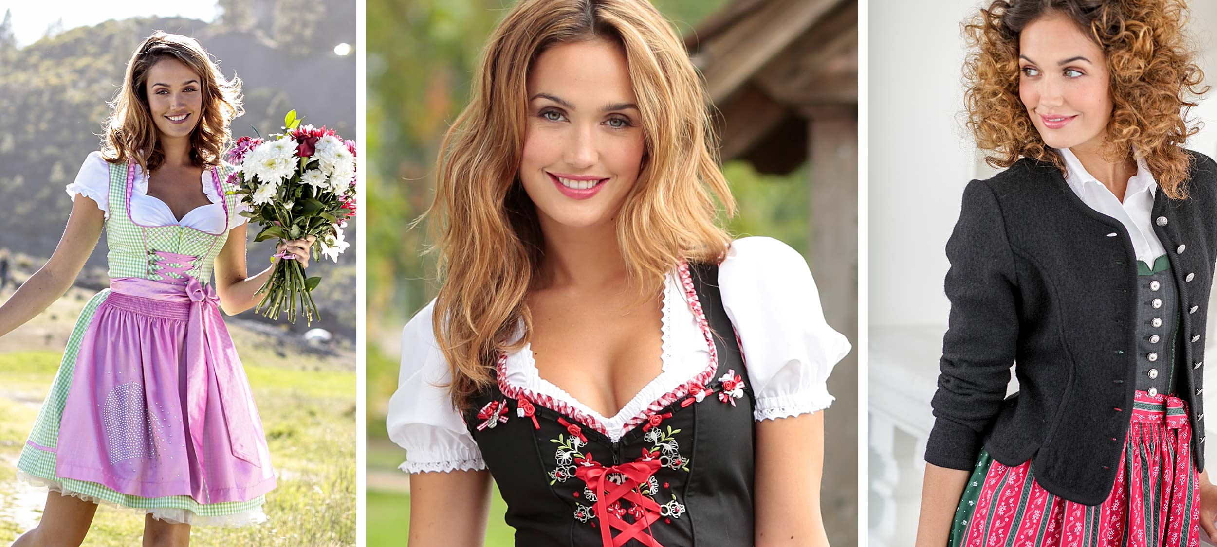 Dirndl richtig tragen: Do's and dont's