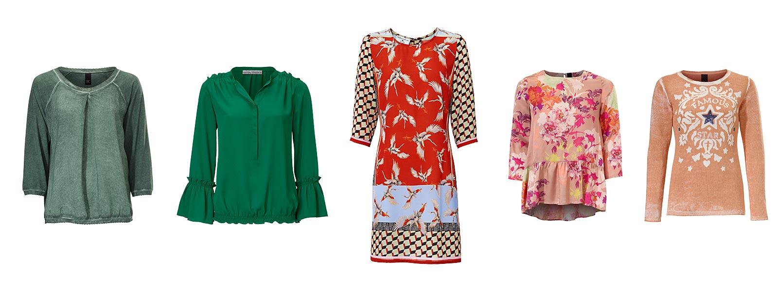 Kleidung/Farbberatung Frühling