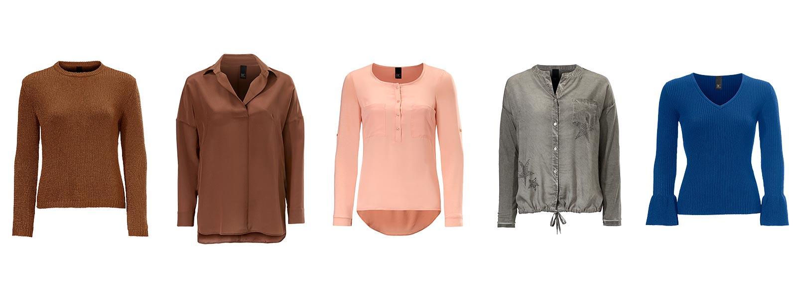 Kleidung/Farbberatung Herbsttyp