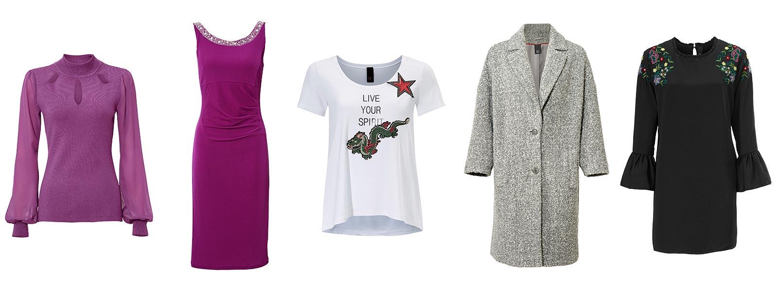 Kleidung/Farbberatung Wintertyp