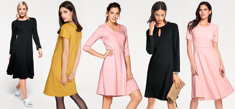 Die schönsten Kleider für den Herbst 2017 - Styles & Stories