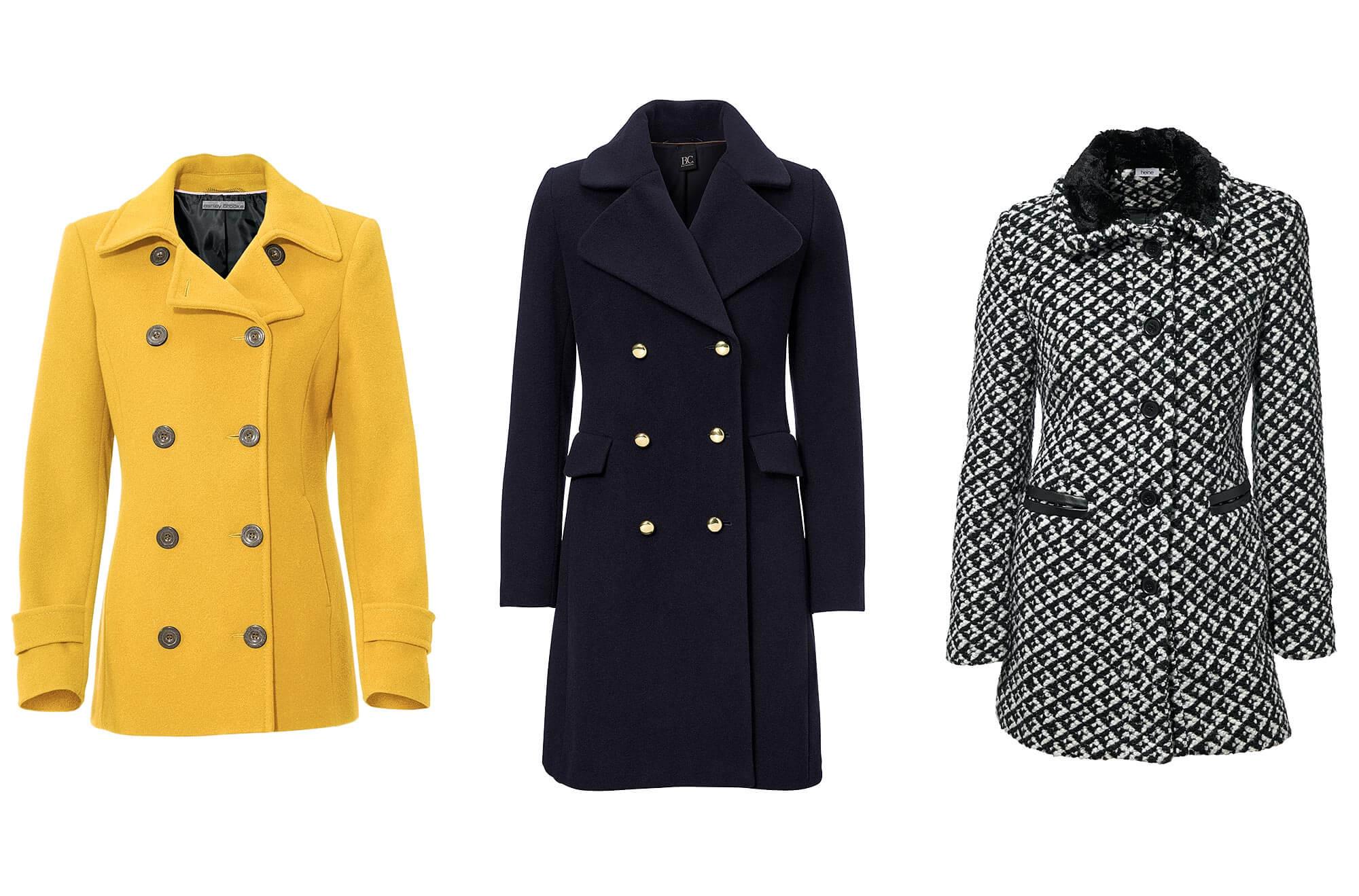 Inspiration Jacken für große Frauen