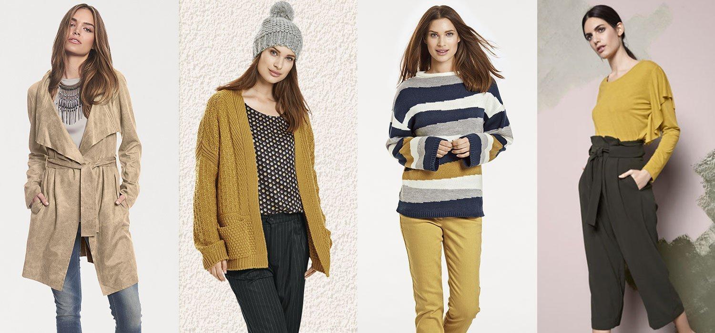 Trendfarben Herbstwinter 2018 Styles Stories