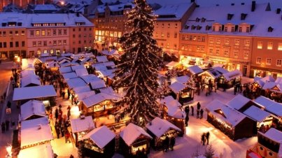 Titelbild schöner Weihnachtsmarkt