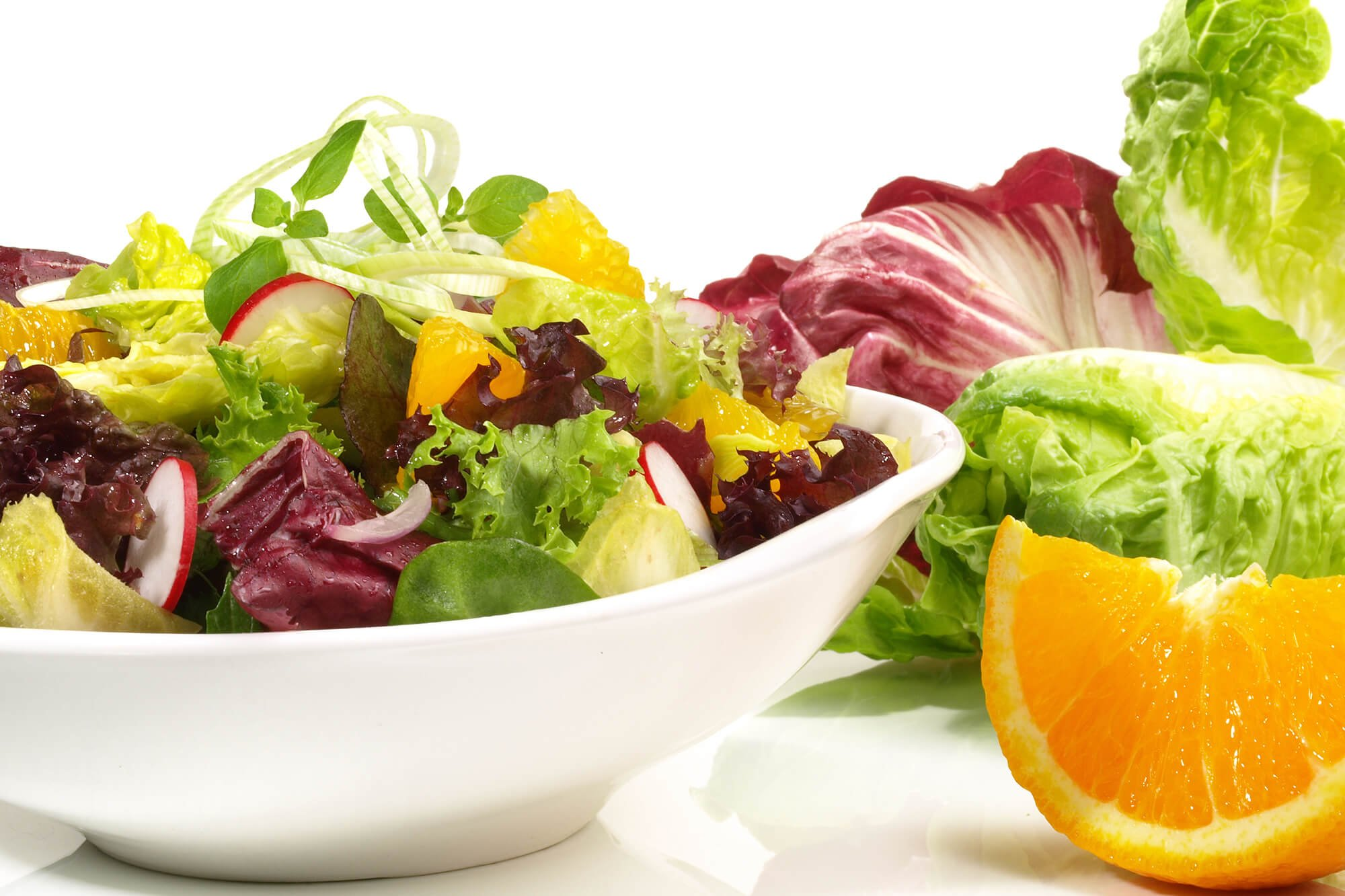 Vorspeise Salat
