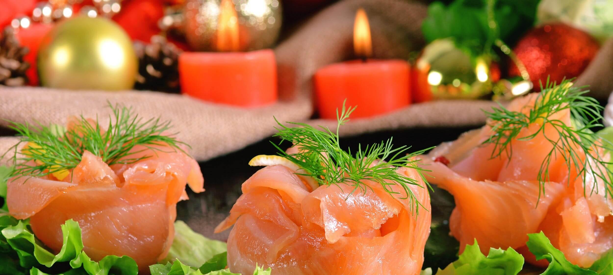 Gesundes Weihnachtsessen: Rezeptideen für ein kalorienarmes Weihnachtsmenü