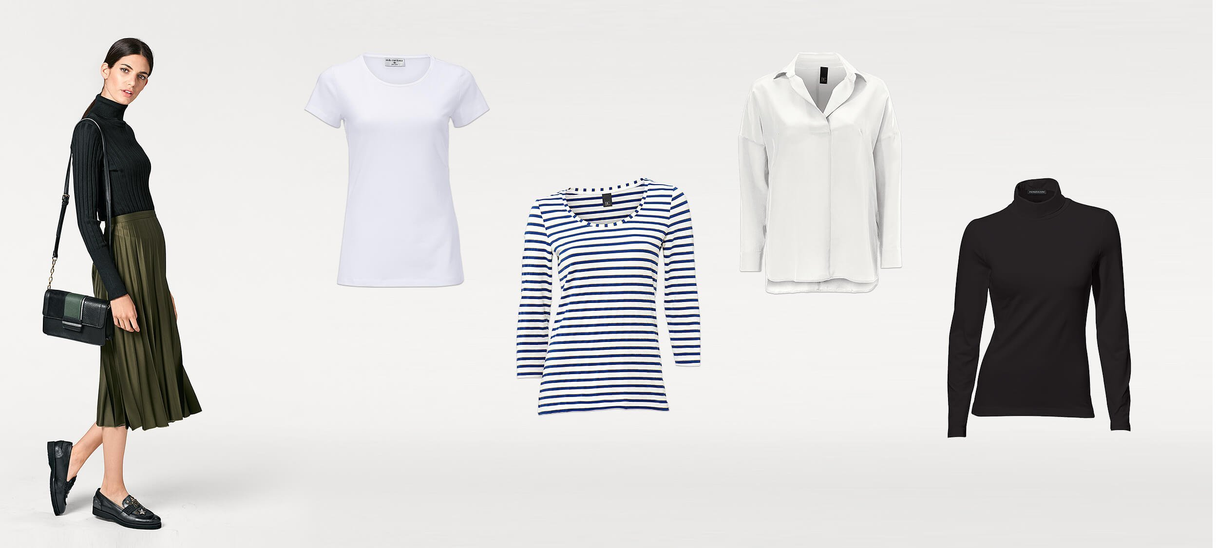 Basics – Die Grundlage jeder Garderobe