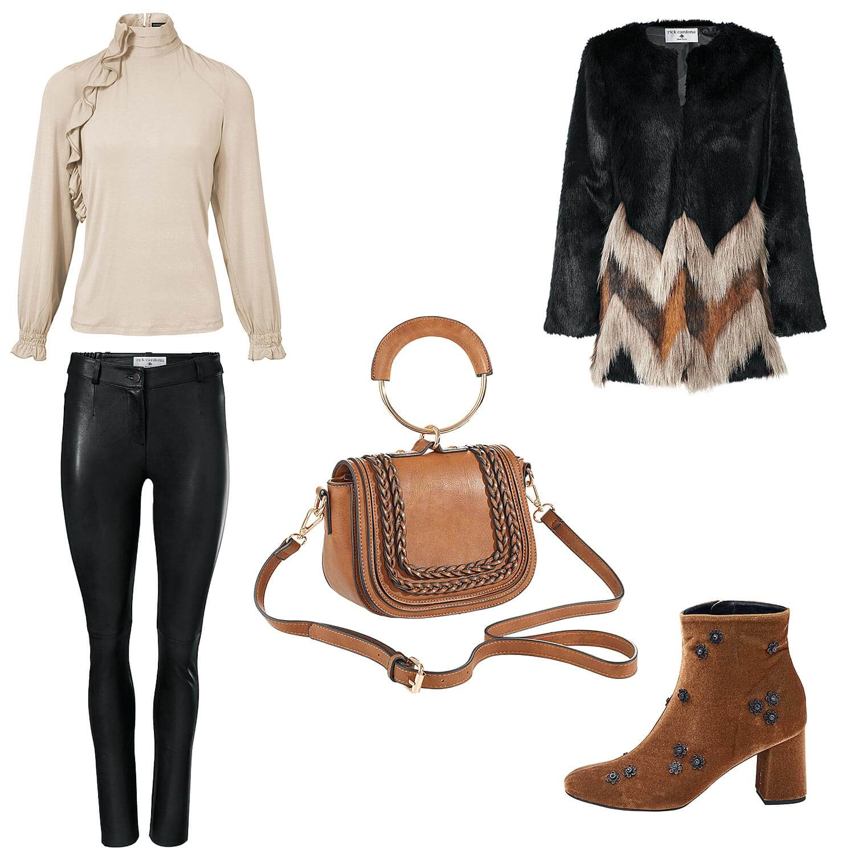 Fake Fur_outfit_dezember_kollage_2