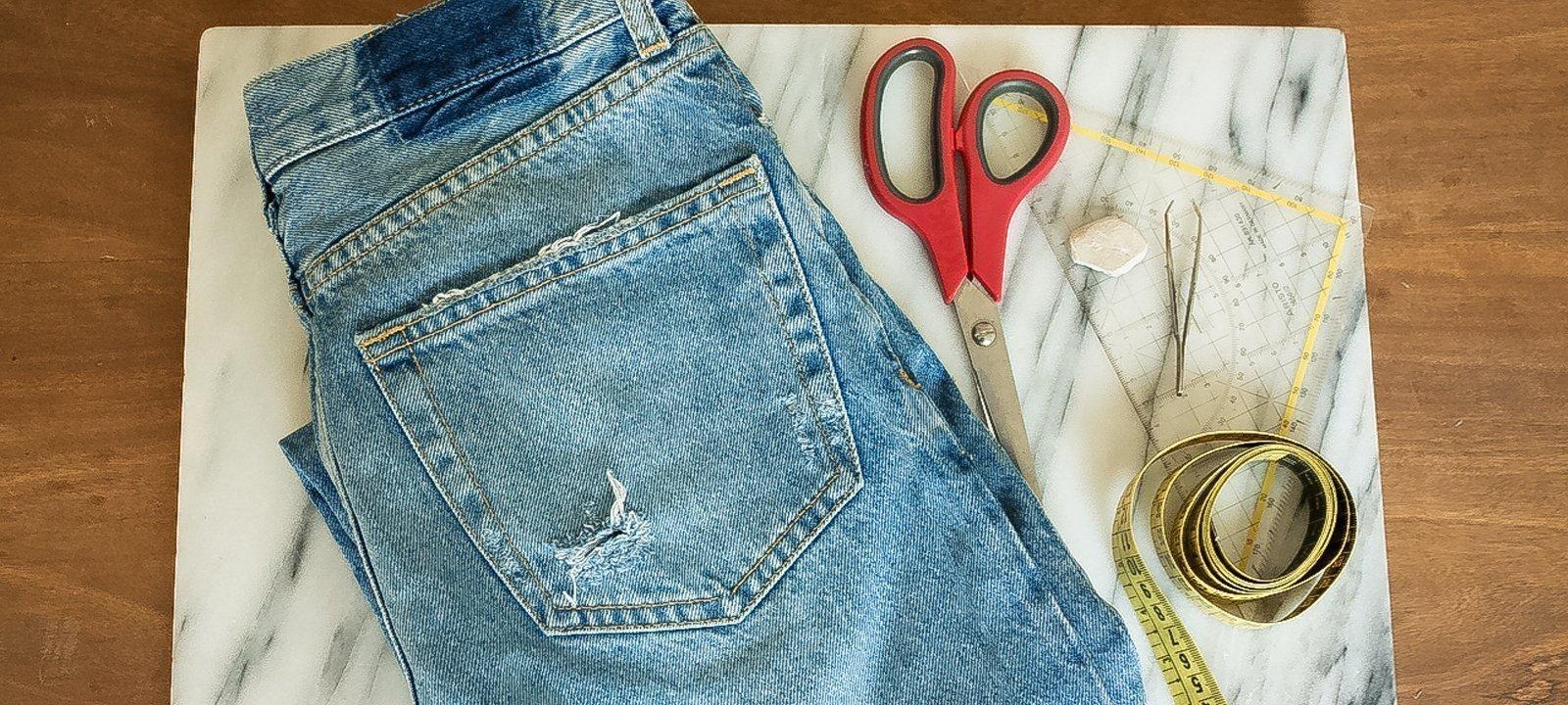 DIY – Die schönsten Jeans-Trends zum Selbermachen