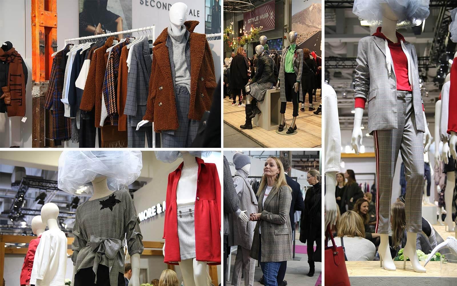 Fashionweek Berlin Mode Trends Herbstwinter 20182019 Teil 1
