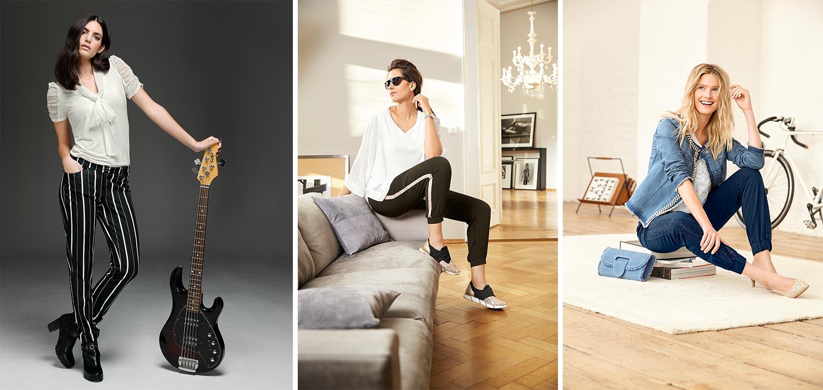 Jogginghose Elegant Kombinieren Styles Stories