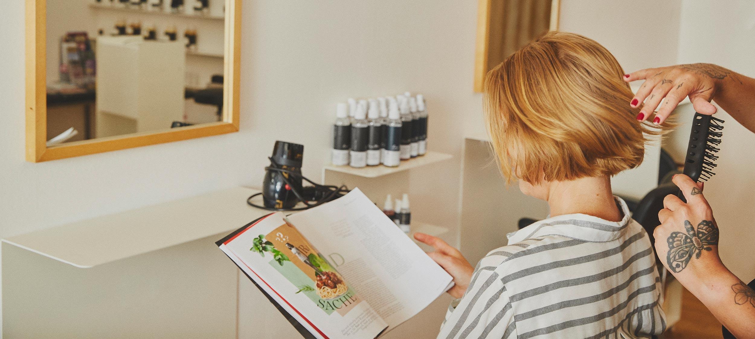 Grätzl-Tipp Nr.3: Salon minusplus – Look like yourself