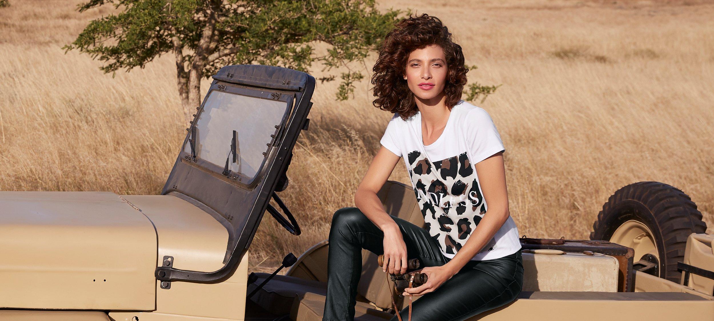 Auf Mode-Safari: unsere liebsten Sommer Trends